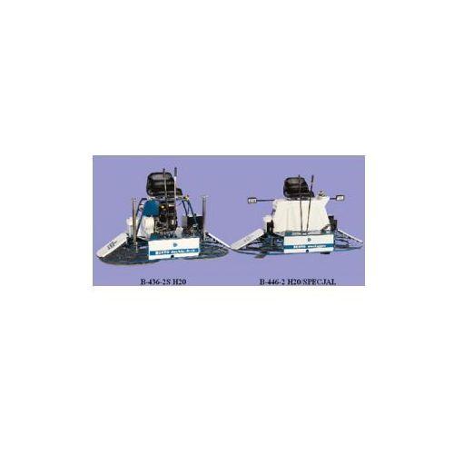 Zacieraczka podwójna ride-on b436-2s h24 marki Besto
