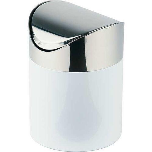 Stołowy pojemnik na odpadki | metalowy | Ø120x170 mm marki Aps