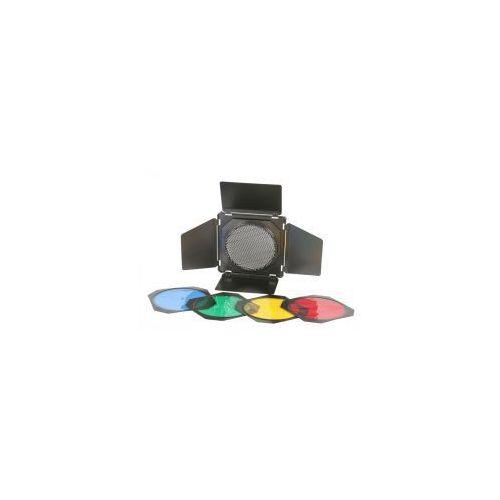 BASIC Wrota 16,5 cm + plaster miodu + filtry kolorowe do reflektora 16,5cm, FY4291