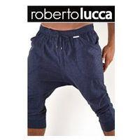 3/4 spodnie 70247 00825 enrico, Roberto lucca