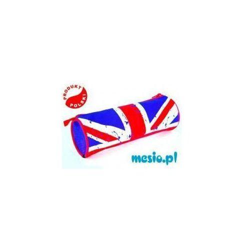 Piórnik tuba TU604 Flaga GB MESIO (5902739880043)