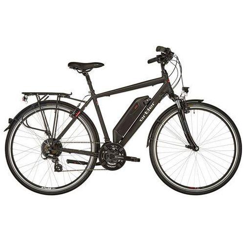 """Ortler Lille Rower elektryczny trekkingowy czarny 52 cm (28"""") 2018 Rowery elektryczne (4014607513678)"""