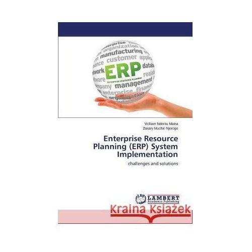 Enterprise Resource Planning (ERP) System Implementation (9783659590733)