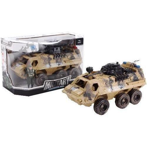 Military Peacekeeping Force Transporter opancerzony z kategorii Pozostałe zabawki