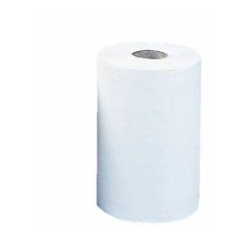 Merida Ręcznik papierowy top mini, śr 13 cm, dł,70 m, dwuwarstwowy, biały, zgrzewka 12 szt.