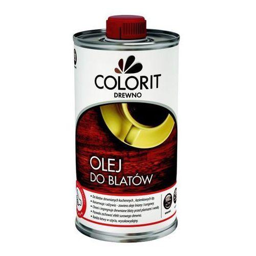 Olej Colorit Drewno 0,5 l