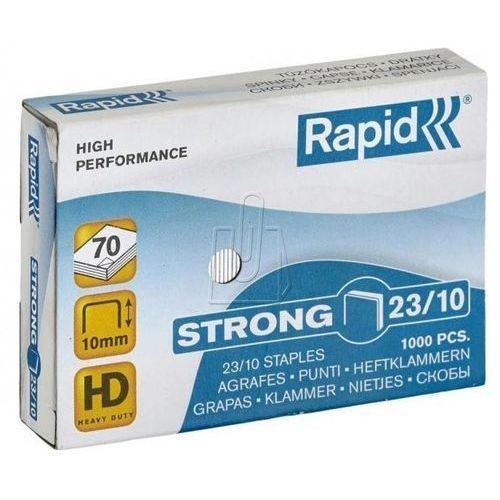 Rapid Zszywki strong 23/10 1000 szt 24869900