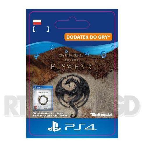 The Elder Scrolls Online: Elsweyr Collectors Edition Upgrade [kod aktywacyjny] PS4