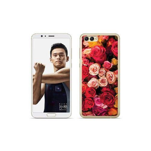 etuo Foto Case - Huawei Nova 2S - etui na telefon Foto Case - czerwone róże, ETHW652FOTOFT040000