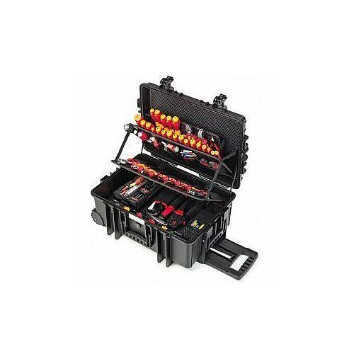 Wiha Zestaw narzędzi dla elektryków Competence XXL II zestaw mieszany w skrzynce narzędziowej 115-cz. (42069) (4010995433444)