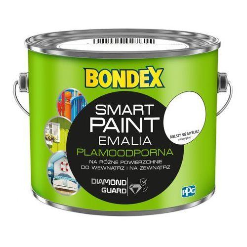 Bondex Emalia akrylowa smart paint bielszy niż myślisz 2 5 l