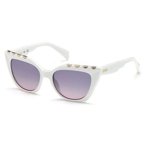 Just cavalli Okulary słoneczne jc 821s 21z