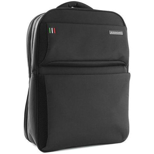 Roncato Venice 2.0 plecak miejski na laptopa 17'' / tablet 10'' / czarny (8008957457726)