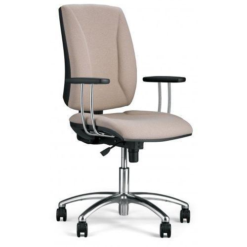 Krzesło obrotowe QUATRO gtp25i steel04 chrome - biurowe, fotel biurowy, obrotowy