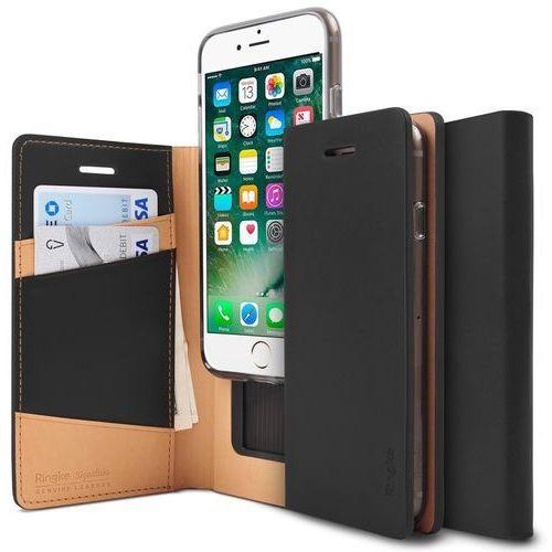 Etui Ringke Signature Skórzane IPhone 7 Plus Black