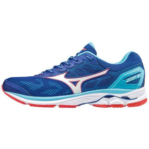 Mizuno Wave Rider 21 White Red