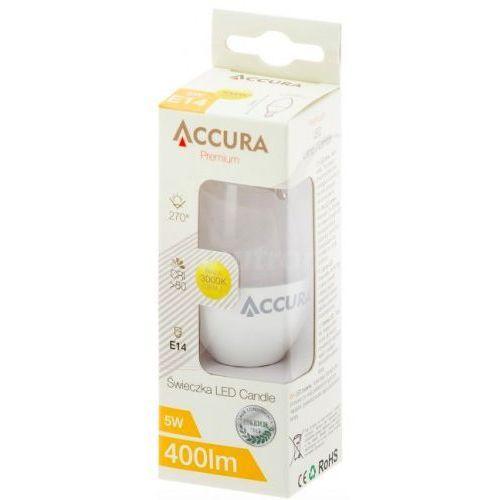 Accura Premium candle E14 5W