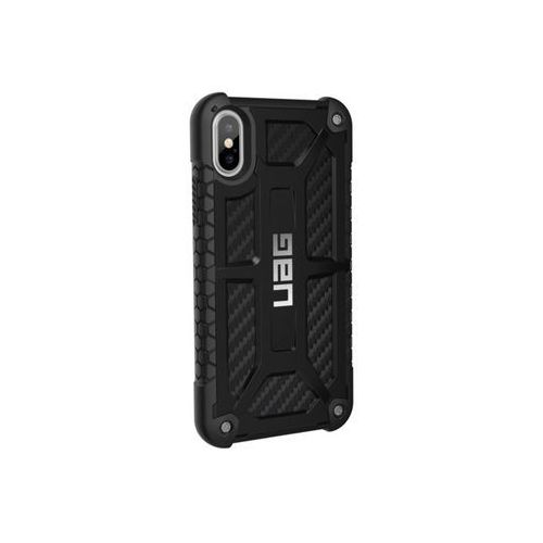 Uag Etui urban armor gear monarch iphone x xs carbon czarne