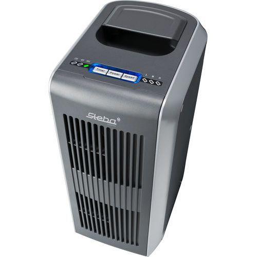 Steba Oczyszczacz powietrza lr 11 srebrna/szara (4011833302526)