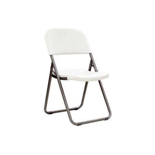 Krzesło półkomercyjne składane LifeTime Loop Leg 80155