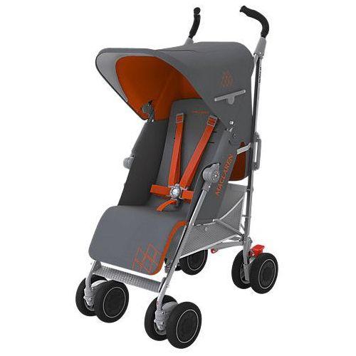 MACLAREN Wózek spacerowy Techno XT Charcoal/Marmalade z kategorii Wózki spacerowe
