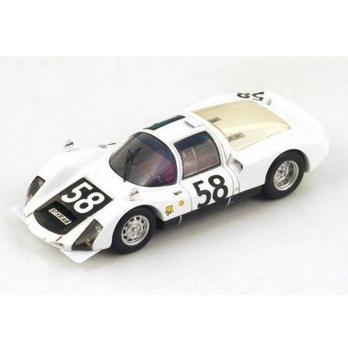 Porsche 906/6 #58 G. Klass/R. Stommelen 7th Le Mans 1966 - Spark (9580006944917)