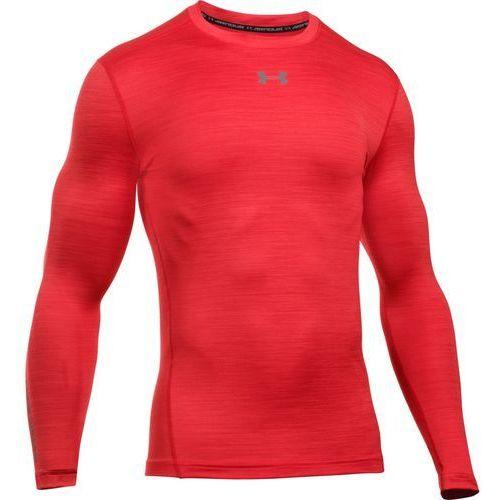 Under Armour sportowa koszulka CG Armour Twist Crew Red Graphite L