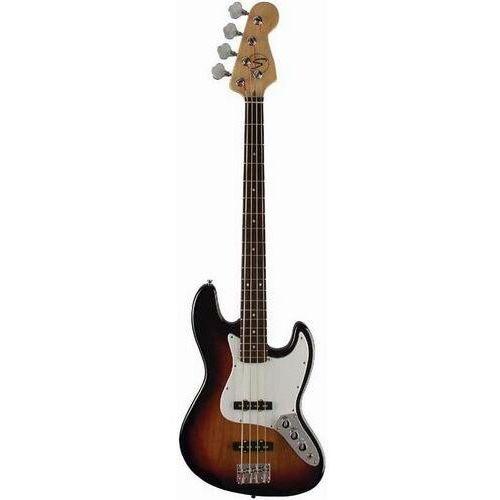 b300sb gitara basowa- jazz bass marki Stagg