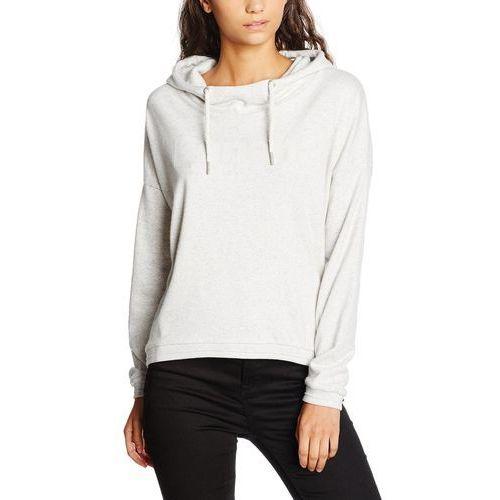 Bluza z kapturem current dla kobiet, kolor: szary, rozmiar: medium marki Bench