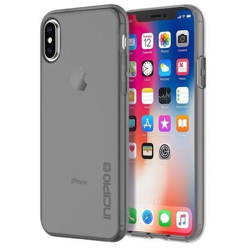 Incipio NGP Pure - Etui iPhone X (ciemny przezroczysty)