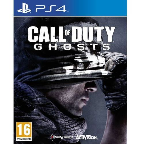 Call of Duty Ghosts (PS4)