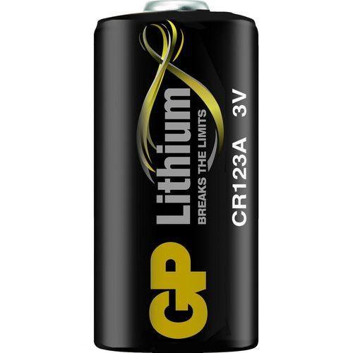 Bateria GP CR123A, CR123A-U1