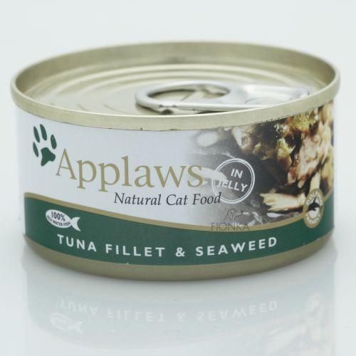 tuna & seaweed karma dla kotów tuńczyk i wodorosty puszka marki Applaws