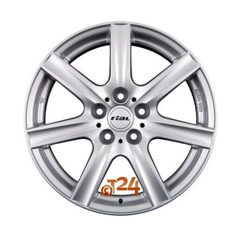 Felga aluminiowa Rial DAVOS 16 7 5x105 - Kup dziś, zapłać za 30 dni