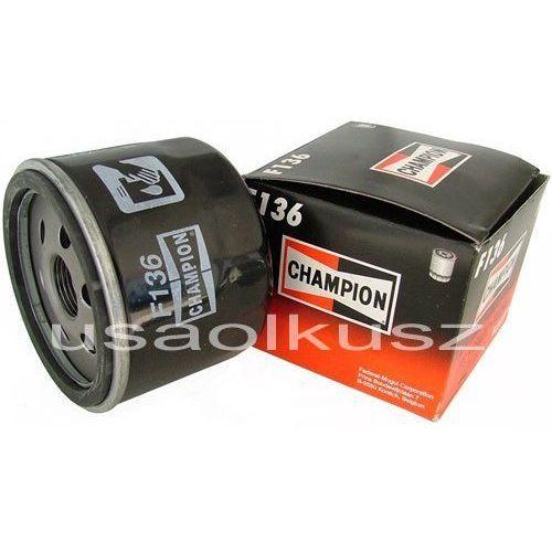 Filtr oleju silnika wkład nissan qashqai 1,5 dci marki Champion