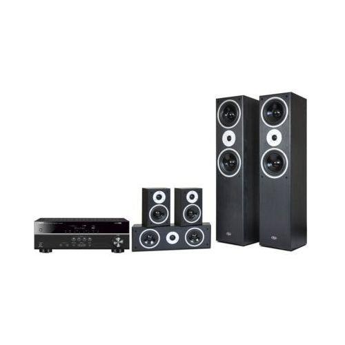Yamaha Kino domowe htr-2071 + prism audio tornado czarny
