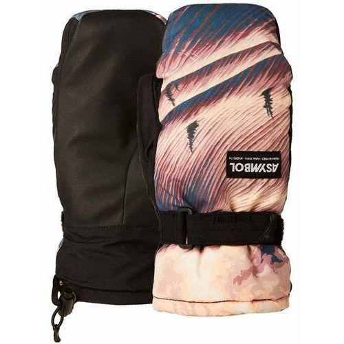 Pow Rękawice snowboardow - handicrafter mitt haynes (short) (ha) rozmiar: xl