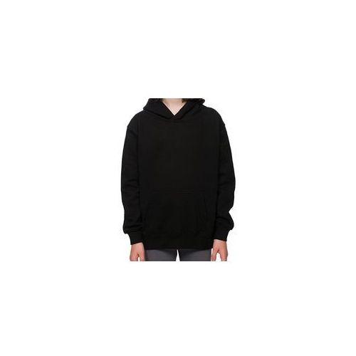 Dziecięca bluza (bez nadruku, gładka) - czarna marki Megakoszulki