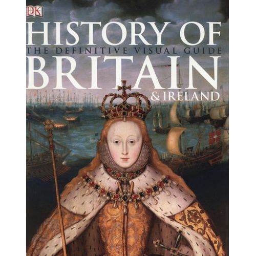 History of Britain & Ireland (400 str.)