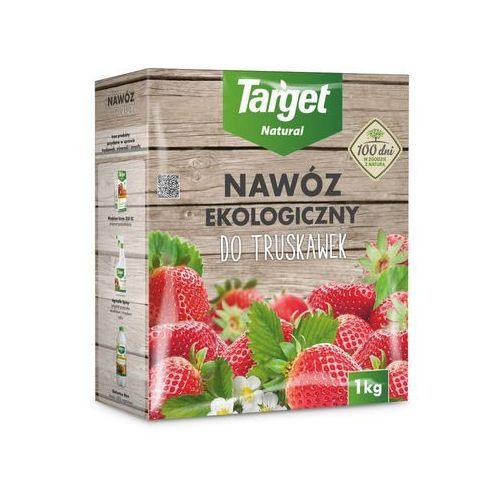 Nawóz do truskawek ekologiczny 1 kg marki Target natural