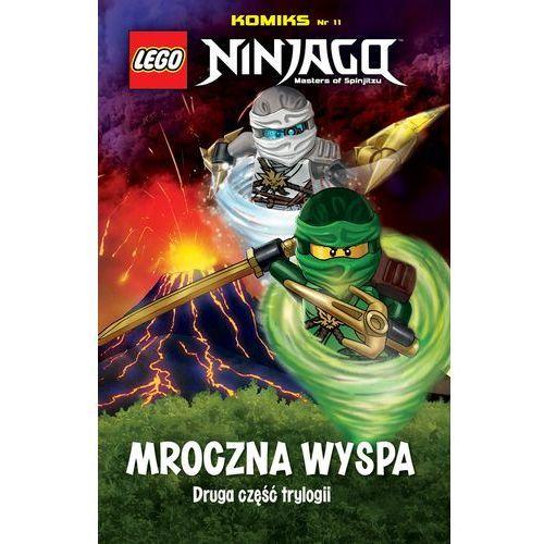 Mroczna wyspa 2 lego ninjago komiks tom 11 (9788379944088)