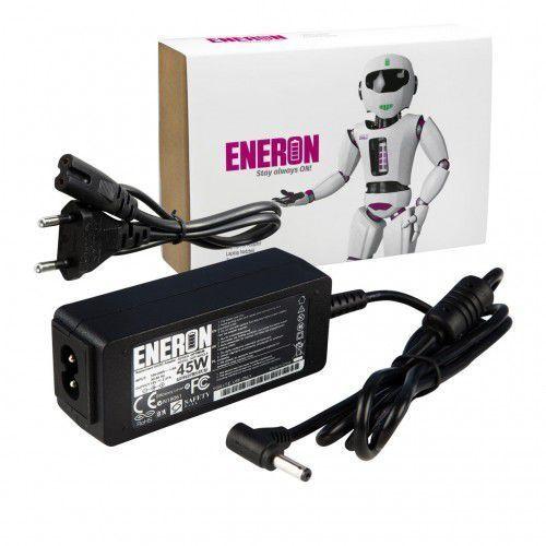 Zasilacz ładowarka do laptopów asus 19v/2.37a, 4.0 x 1.3mm + kabel marki Eneron