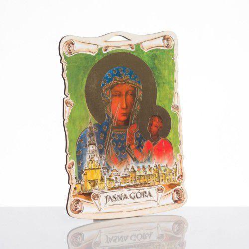 Obrazek religijny z matką boską częstochowską marki Produkt polski