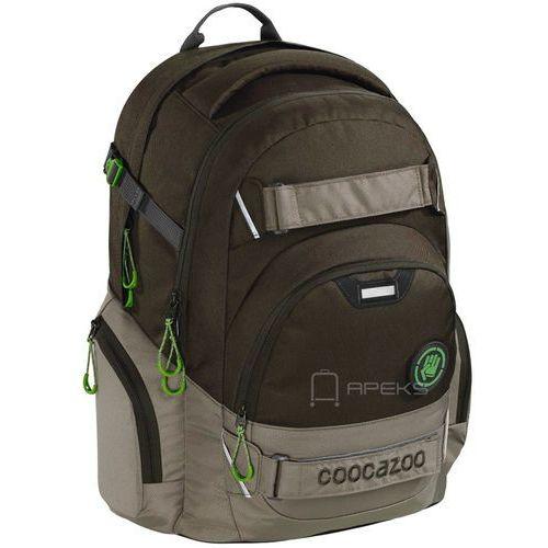 Coocazoo plecak CarryLarry II, kolor Woodsman (001387310000) Darmowy odbiór w 21 miastach!, 001387310000