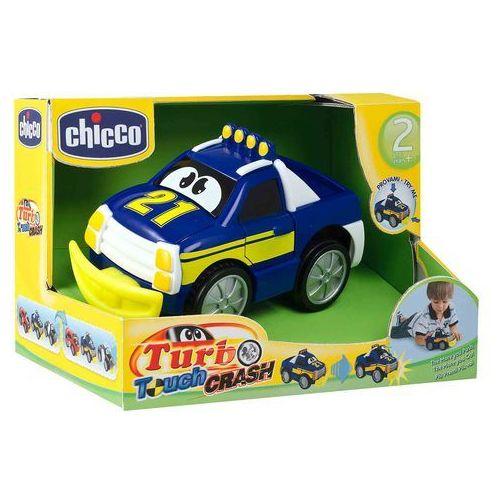 Chicco Auto turbo touch crash niebieskie