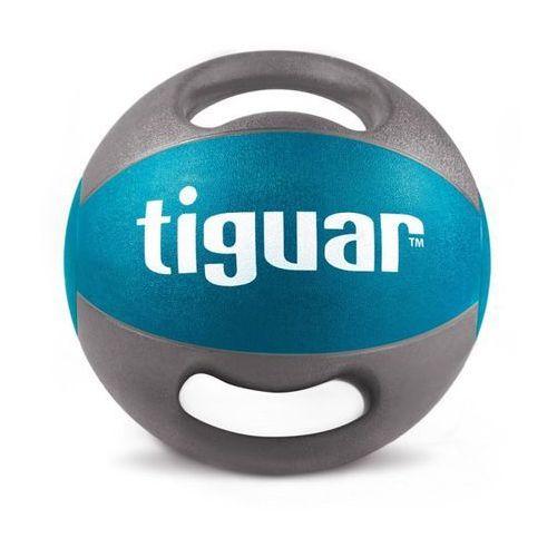Tiguar piłka lekarska z uchwytami 6 kg - 6 kg