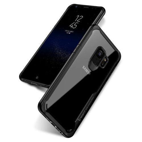 iPaky Survival żelowy pokrowiec wzmocnione etui Samsung Galaxy S9 Plus G965 szary, 40879 (10503417)