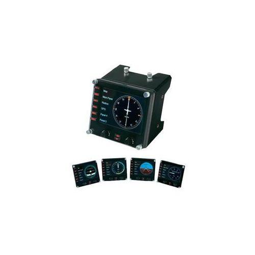 Kontroler LOGITECH G Saitek Pro Flight Instrument Panel + Zamów z DOSTAWĄ JUTRO! + DARMOWY TRANSPORT!, 945-000008