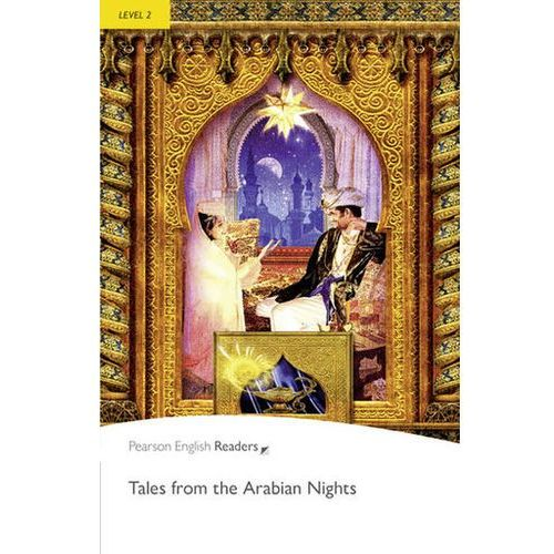 Level 2: Tales from the Arabian Nights Book and MP3 Pack, Pearson