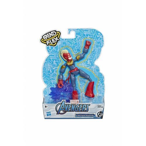 Avengers Figurka kapitan marvel 2y38if